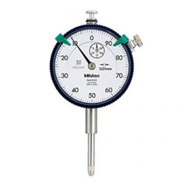 Đồng hồ so cơ khí 0-5mm độ chia 0.001 Mitutoyo 2118S-10