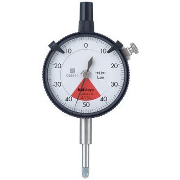 Đồng hồ so cơ khí chân thẳng 0-0.008″x 0.0001″ Mitutoy 2910S-72o