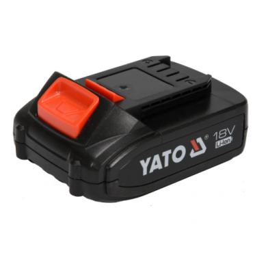 PIN SẠC LI-ION YATO 18V 2.0AH YT-82842