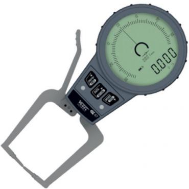 Đồng hồ điện tử đo độ dày 0 – 15mm Vogel 240551