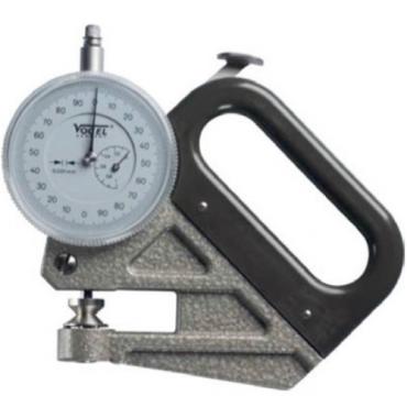 Đồng hồ đo độ dày lá kim loại mỏng 0-1mm Vogel 240400