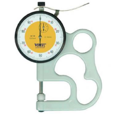 Đồng hồ đo độ dày tôn 0-10 mm Vogel 240480
