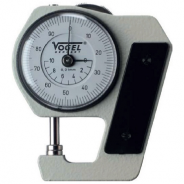 Đồng hồ đo độ dày tôn thép bỏ túi dải đo 0-10 mm Vogel 240405