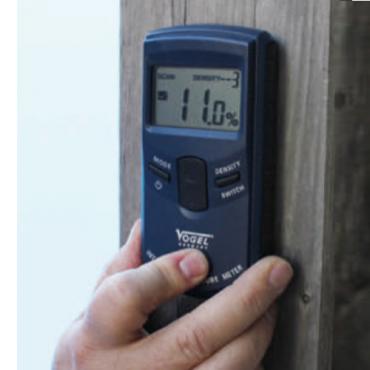 Đo độ ẩm gỗ không tiếp xúc 4%-80% VOGEL 641007