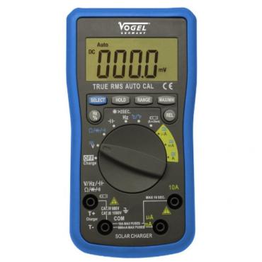 Đồng hồ vạn năng chỉ thị số VOGEL 640384
