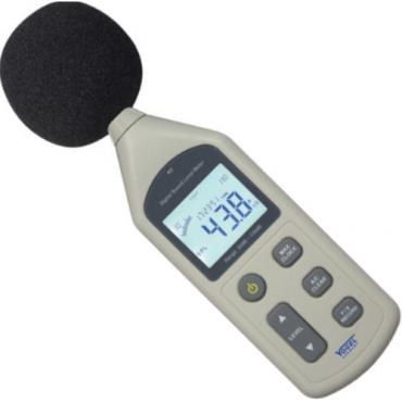 Máy đo độ ồn cầm tay Vogel 641106