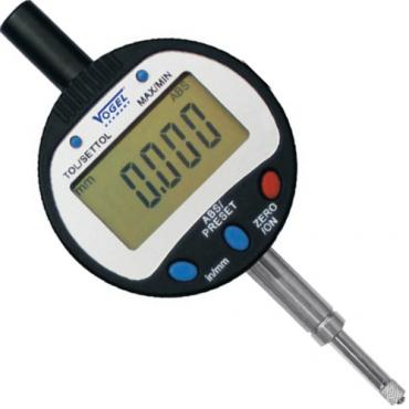 Đồng hồ so điện tử 0-25.4mm Vogel 242163