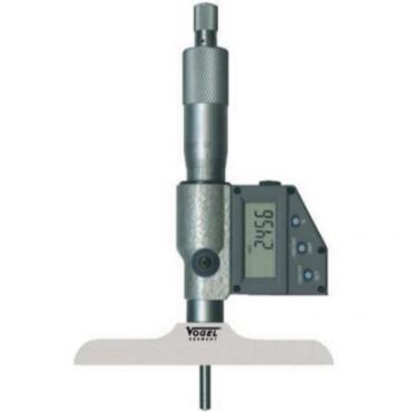 Panme đo sâu điện tử 0-300mm độ chính xác 0.0001mm Vogel 231836
