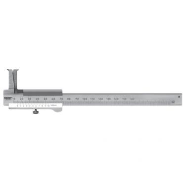 Thước cặp đo rãnh 10-160mm. Thước kẹp cơ đo rãnh Vogel 201075