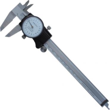 Thước cặp đồng hồ 300 mm, ±0.02mm Vogel 200142