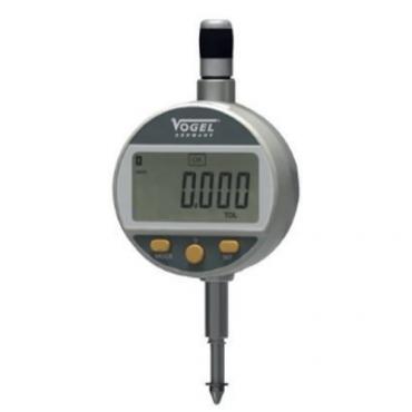 Đồng hồ so điện tử 50mm, ±0.001mm Vogel 240207-BT