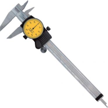 Thước cặp đồng hồ 300 mm ±0.01mm Vogel 200132