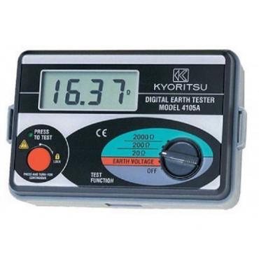 THIẾT BỊ ĐO ĐIỆN TRỞ ĐẤT KYORITSU K- 4105AH