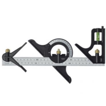 Eke đo góc vạn năng, thước góc vạn năng 4 thành phần Vogel 508090