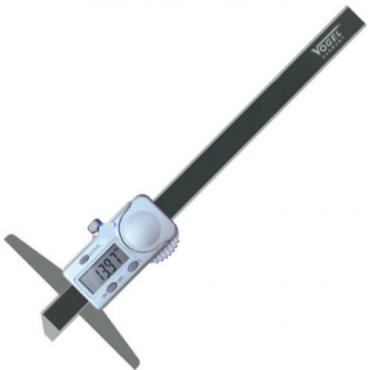 Thước đo sâu điện tử 300mm type C thường Vogel 220153