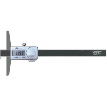 Thước đo sâu điện tử 300mm type E thường Vogel 220123