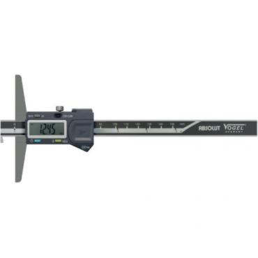 Thước đo sâu điện tử 300mm type D Vogel 220273