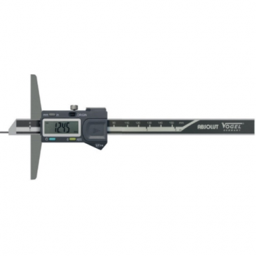 Thước đo sâu điện tử 300mm type F Vogel 220263