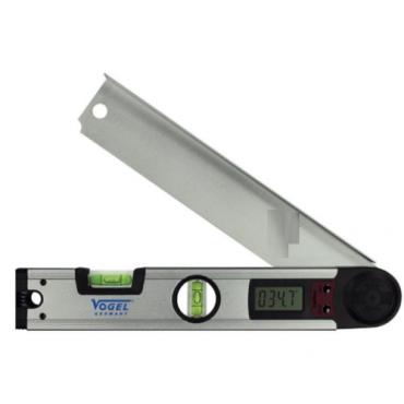 Nivo điện tử 305mm đo góc nghiêng, thước thủy đo nghiêng Vogel 711025