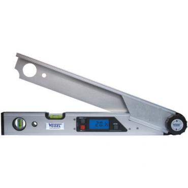 Thước đo góc điện tử 440mm – từ 0 đến 225 độ Vogel 711020