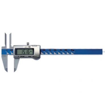 Thước kẹp điện tử đo sâu, ngàm đặc biệt 150 mm Vogel 202027