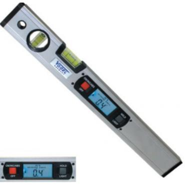 Thước thủy điện tử 400mm, Nivo điện tử 400 mm Vogel 712020