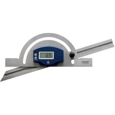 Thước đo độ điện tử có vít hãm 400mm Vogel 320583