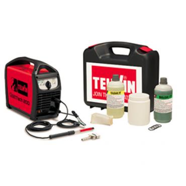 Máy làm sạch mối hàn điện hóa Telwin CLEANTECH 200 230V + KIT 850020