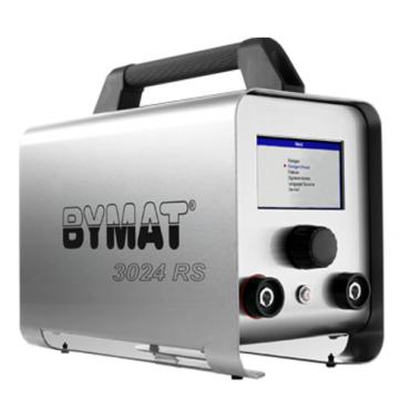 Máy làm sạch mối hàn điện hóa Bymat Premium line 3024RS