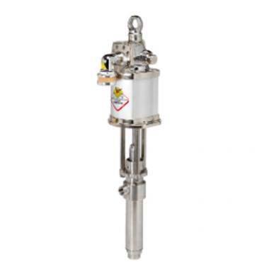 Trụ bơm hóa chất công nghiệp 42 lít/phút Raasm 120D/91