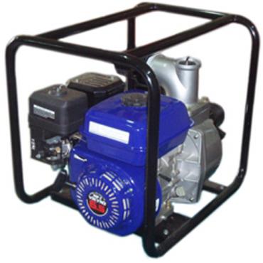 Bơm nước VIKYNO 5.5HP BN3X+168F