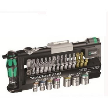 Bộ dụng cụ đầu vít và đầu típ Wera 05056490001