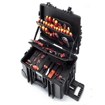 Bộ dụng cụ cách điện Wiha 115 chi tiết 40524
