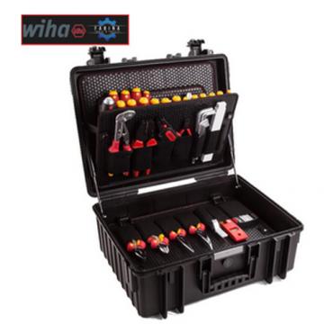 Bộ dụng cụ cách điện 1000V Wiha 80 chi tiết - Wiha 40523