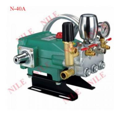 Đầu phun áp lực Nile N-40A