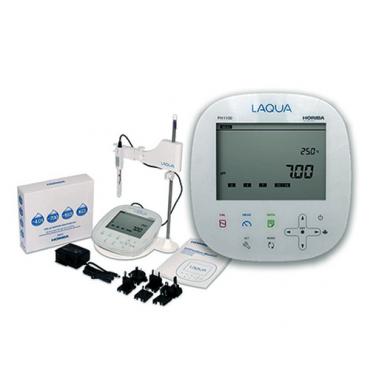 Máy đo pH / thế ôxy hóa-khử (ORP) để bàn Horiba PH1100