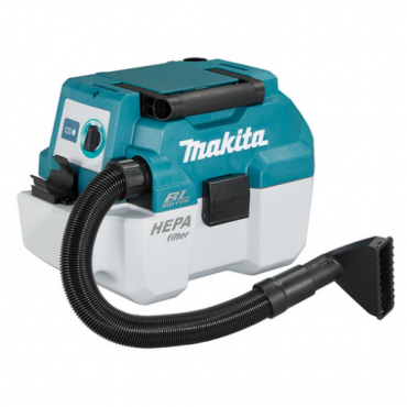 Máy hút bụi khô và ướt dùng pin 18V Makita DVC750LZX1