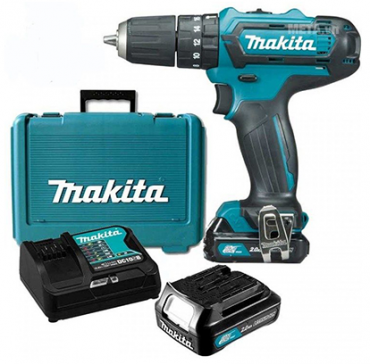 Máy khoan pin 12V Makita HP331DSYX1