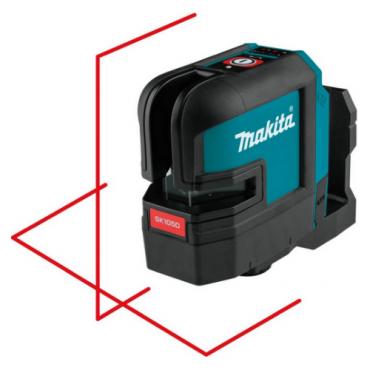 Máy cân mực tia đỏ Laser dùng pin Makita 12V SK105DZ