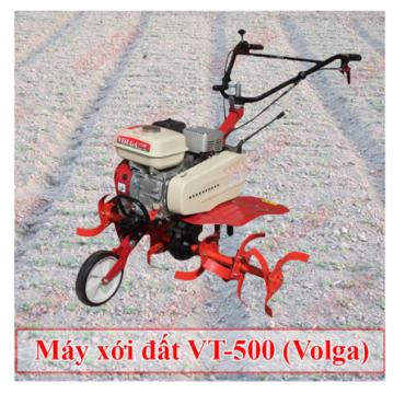 Máy xới đất Volga VT-500