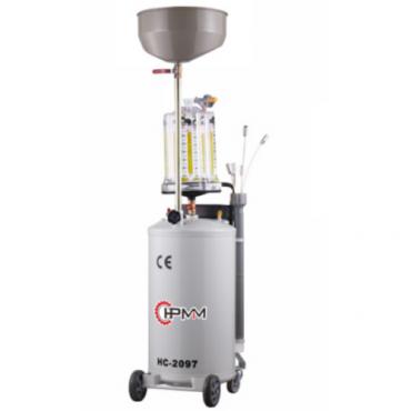 Bình hứng, hút nhớt thải bằng khí nén HPMM – HC 2097