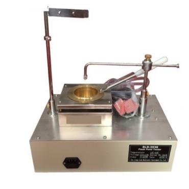 Thiết bị thí nghiệm bắt lửa bốc cháy nhựa LUda SLD-3536