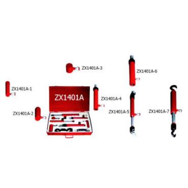Bộ dụng cụ kéo xe tai nạn Zhongxing ZX1401A