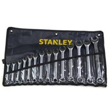 Bộ Cờ lê vòng miệng Stanley 14 chi tiết 87-038-1