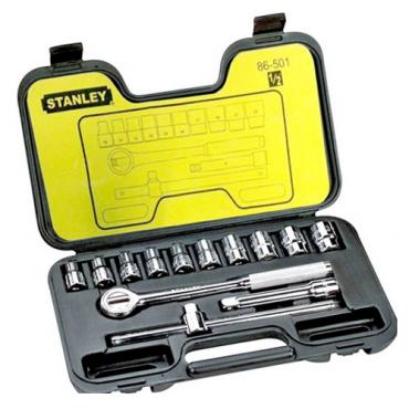 """Bộ khẩu 14 chi tiết  Stanley 1/2"""" 86-501"""