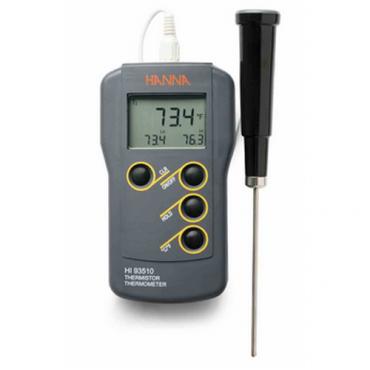 Máy đo nhiệt độ không thấm nước Hanna Instrument HI93510