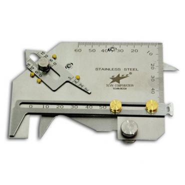 Thước đo mối hàn TCVN-BCG8