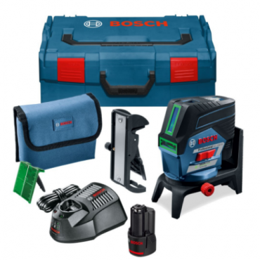 Máy cân mực laser Bosch GCL 2-50 CG (Tia xanh)
